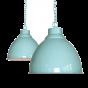 Turquoise Pendant Light