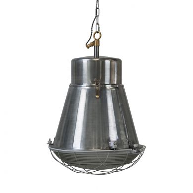 Walker Aluminium Pendant Light - The Statement Collection