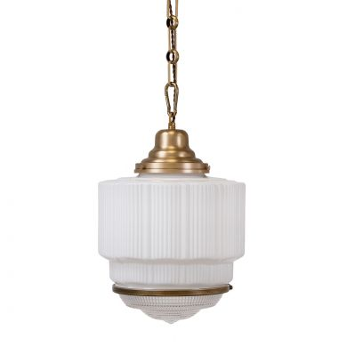 The Dean Pendant Light - The Schoolhouse Collection