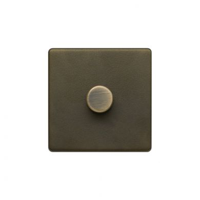 Bronze LED Dimmer Switch