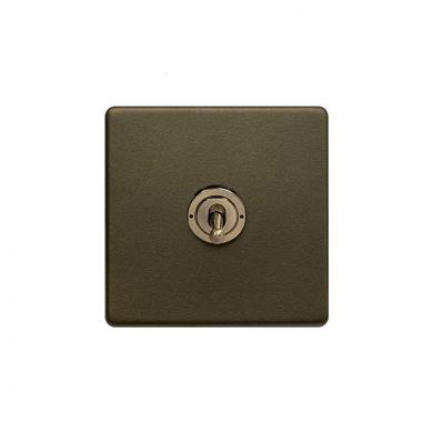 Bronze Toggle Switch