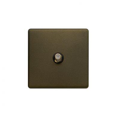 Bronze Satellite Socket