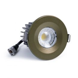 Bronze LED Downlight