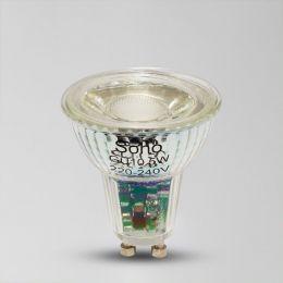 Soho Lighting LED GU10 Bulb 4000K Daylight White 240V 5W Dimmable