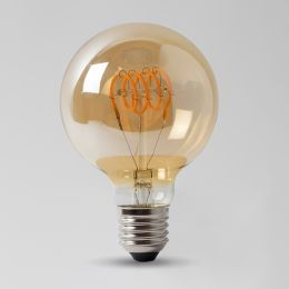 Vintage StyleEdison Clear LED G80 Bulb T-Shape Filament