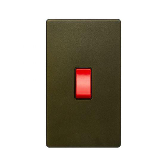 Bronze 45A Switch Cooker Shower