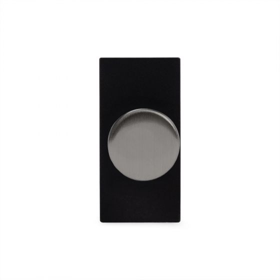 The Lombard Collection Brushed Chrome 6A Dummy LT2-Dimmer Switch