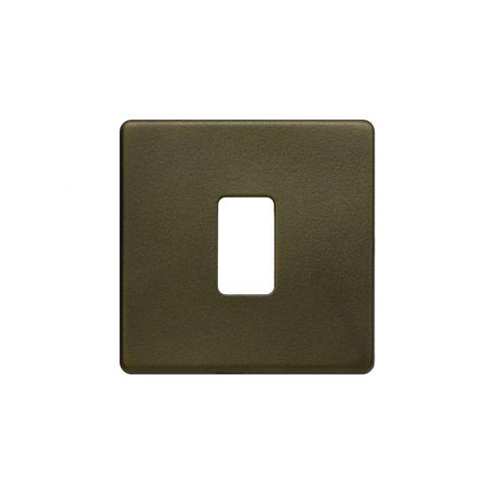 Bronze Grid Plate