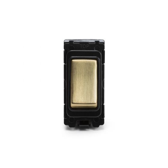 Soho-Lighting-Brushed-Brass-20AX-2-Way-SP-Grid-Switch