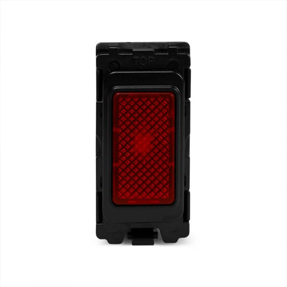 Red Indicator Grid Switch Module