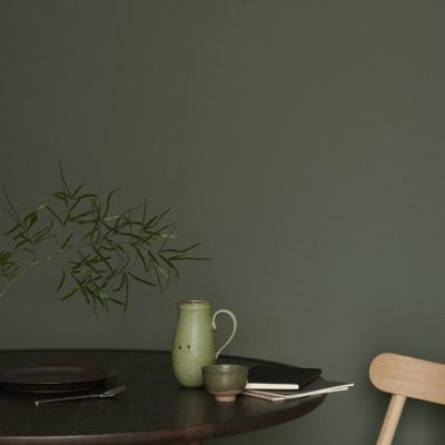 5 Shades of Green for your interiors