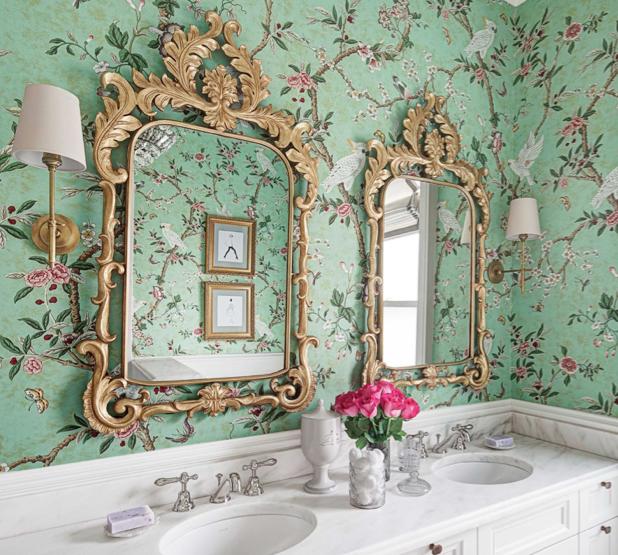 mint green bathroom ideas