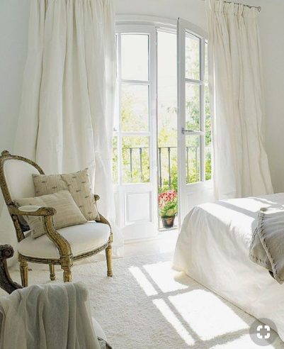 shabby chic white interior english country french country interior design