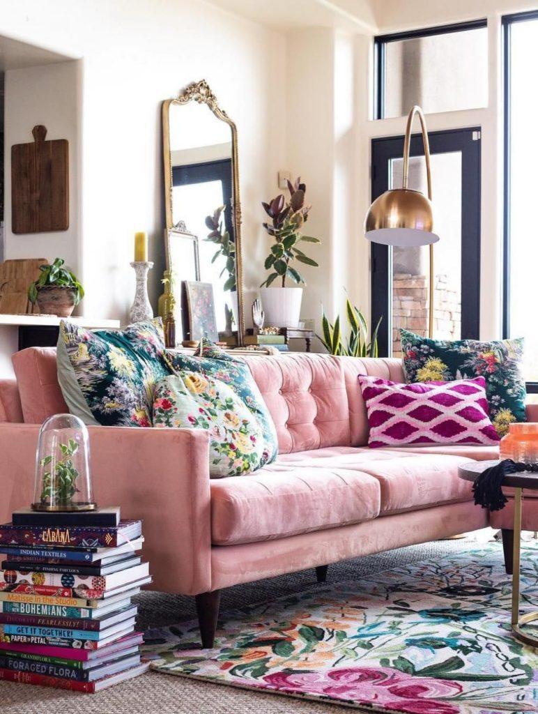 maximalism interior design