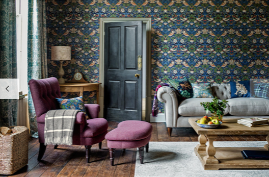 William Morris, interior design