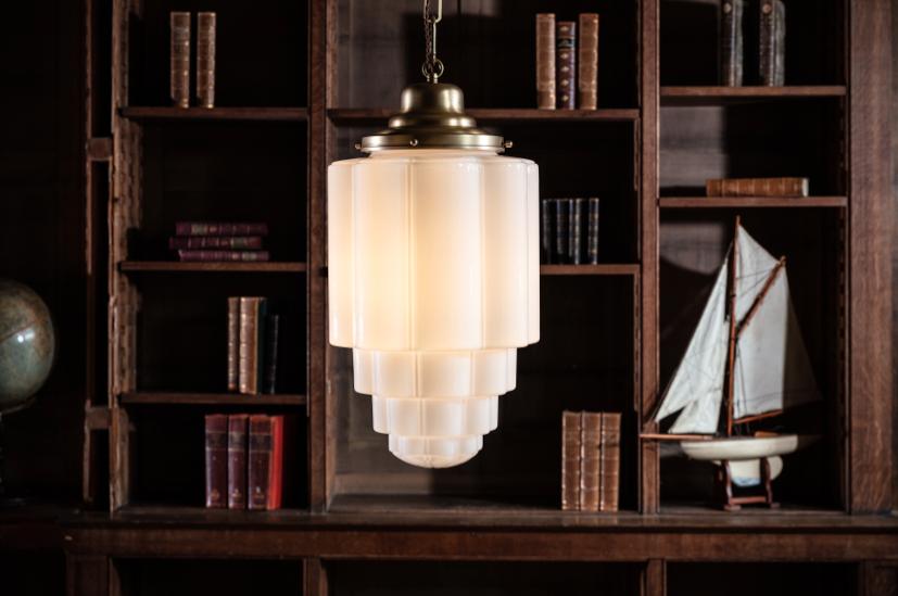 maximalist lighting interior design