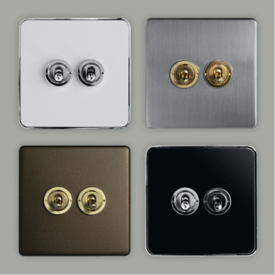 FUSION - Changing The Face of Sockets & Switches