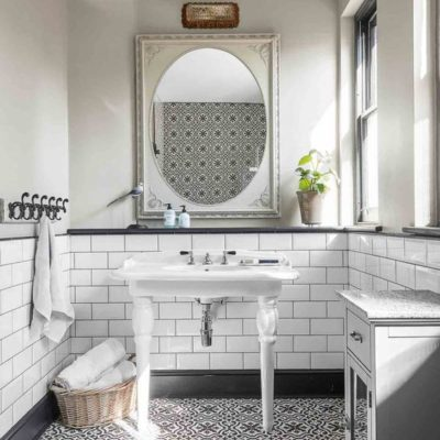 Victorian Bathroom Lighting Ideas