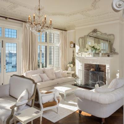Cosy Winter Living Room Ideas