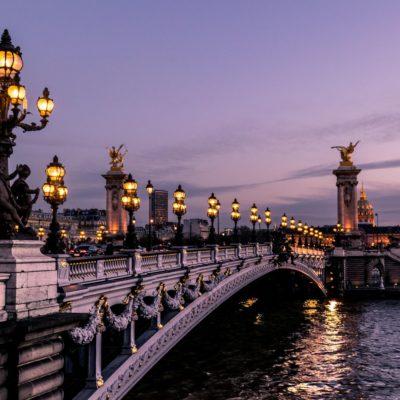 The History of Parisian Street Lights