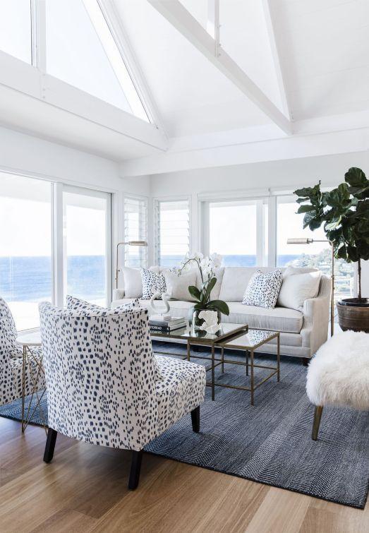 what is coastal Hamptons style