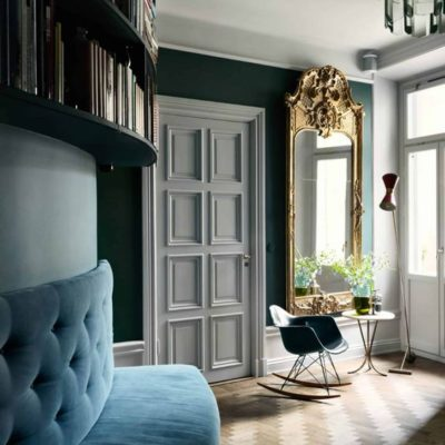 What Is Modern Victorian Decorating Style?